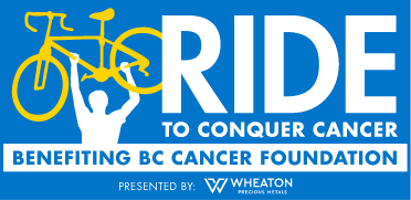The Ride to Conquer Cancer @ Vancouver, BC